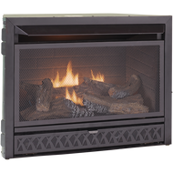 ProCom Vent Free Fireplace Insert - Model# FBD28T