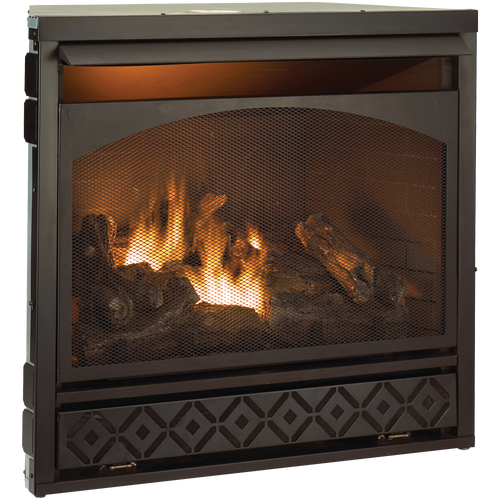 ProCom Vent Free Fireplace Insert - Model# FBD32RT