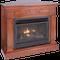 ProCom Vent Free Corner Fireplace - Model# FBD28TCC-M-HC