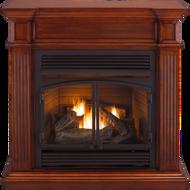 ProCom Vent Free Fireplace - Model# FBD400RTCC-J-HC