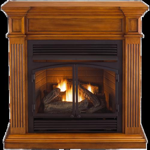 ProCom Vent Free Fireplace - Model# FBD400RTCC-J-LM