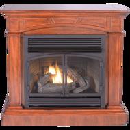 ProCom Vent Free Fireplace - Model# FBD400RTCC-M-HC