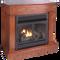 ProCom Vent Free Corner Fireplace - Model# FBD400RTCC-M-HC