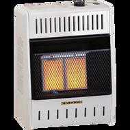 ProCom Dual Fuel Ventless Infrared Heater - 10,000 BTU, T-Stat Control - Model# MD2TPA
