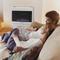 ProCom Vent Free Blue Flame Room Heater - Model# MTF300TBA-B