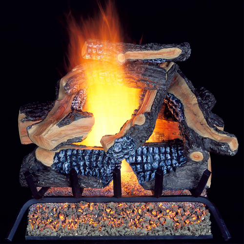 ProCom Vented Natural Gas Fireplace Log Set, #WAN24LA