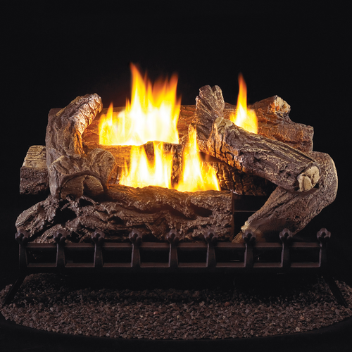 ProCom Vent Free Natural Gas Log Set  - 30in., 40,000 BTU