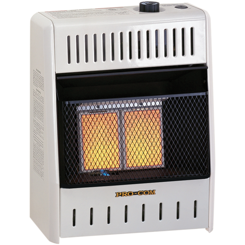 ProCom Recon Liquid Propane Ventless Infrared Heater - 10,000 BTU
