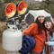 ProCom Double Tank Top Propane Heater Camping