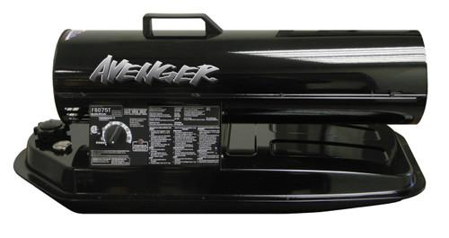 Avenger Kerosene Forced Air Heater, #FBD75T
