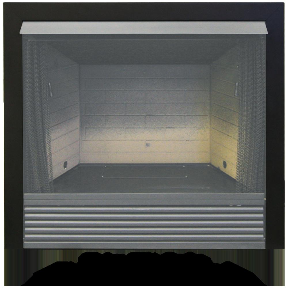 Trim Kit For Procom Ventless Fireplace Firebox Model Tk32