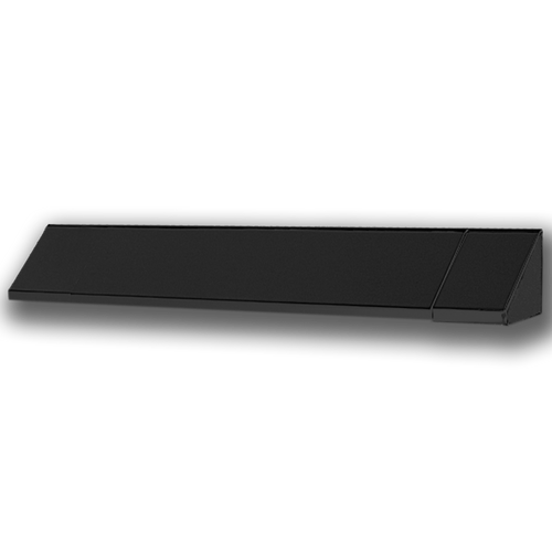ProCom Adjustable Fireplace Black Hood - Model# BFH1