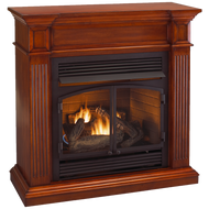 ProCom Vent Free Room Fireplace - Model# FBD400RT-J-HC