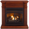 Remote Control Gas Fireplace - Model# FBD400RT-J-HC