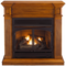 Remote Control Gas Fireplace - Model# FBD400RT-J-MM