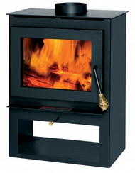 Summers Heat Tranquility 1,200 Sq. Ft. Wood Stove