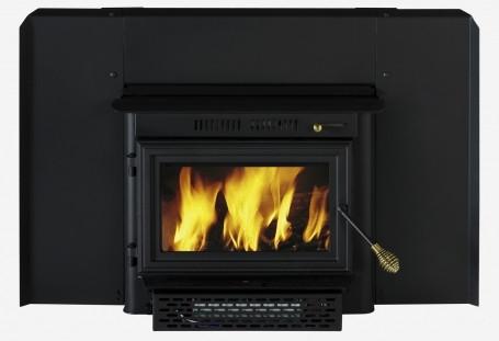 Summers Heat 1,500 Sq. Ft. Wood Fireplace Insert