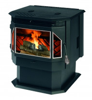 Summers Heat 2,000 Sq. Ft. Evolution Pellet Stove - Model 55-SHPEP