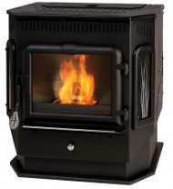 Summers Heat 2,200 Sq. Ft. Pellet - Multi-Fuel Stove - Model 49-SHCPM