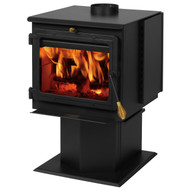 Summers Heat 1,800 Sq. Ft. Madison Wood Stove - Model 50-SHSSW01