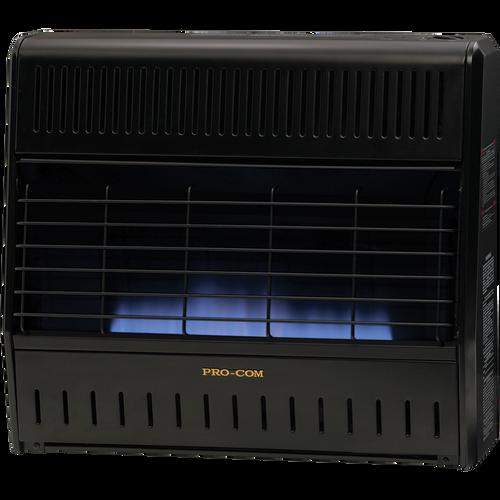ProCom Dual Fuel Vent Free Garage Heater, #MD300TGA