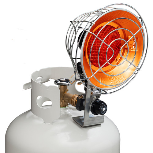 Avenger Single Tank Top Propane Heater, #FBDTP15