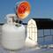 Avenger Single Tank Top Propane Heater Ice Fishing