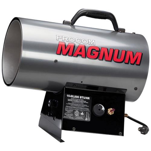 ProCom Recon Magnum Forced Air Propane Heater - 60,000 BTU