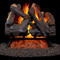 Duluth Forge Vented Gas Log Set - 18 in. Heartland Oak