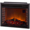 "29"" Electric Fireplace Insert With Remote Control"