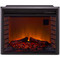 "Duluth Forge 29"" Electric Fireplace Insert With Remote Control"