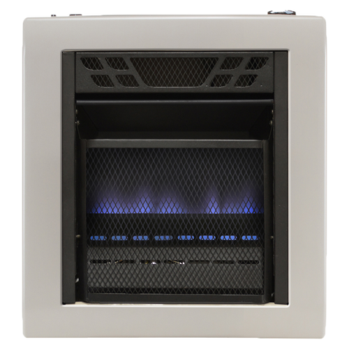 Cedar Ridge Dual Fuel Blue Flame Heater - Model# MD10TBU