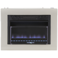Cedar Ridge Dual Fuel Blue Flame Heater - Model# MD20TBU