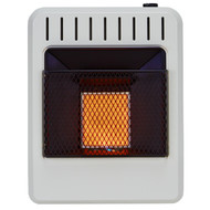 Avenger Dual Fuel Vent Free Infrared Heater with 10,000 BTU