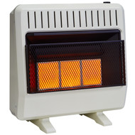 Avenger Dual Fuel Vent Free Infrared Heater with 30,000 BTU
