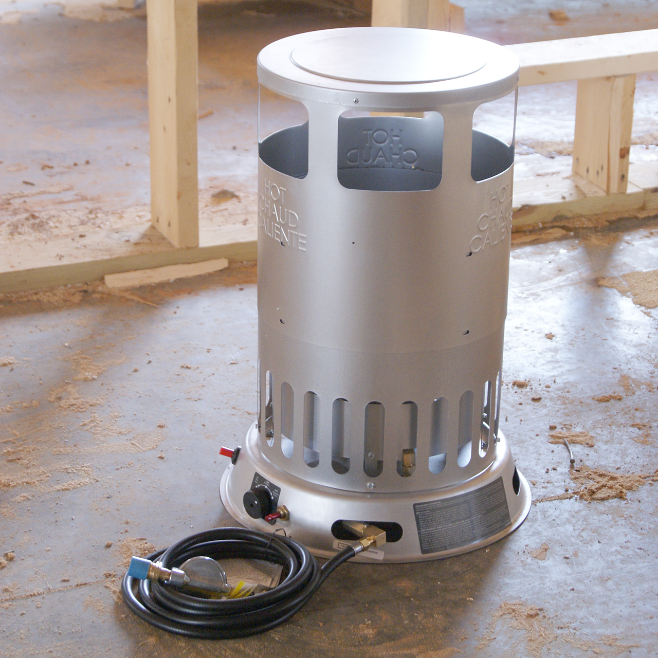 intensity heater heatstar workshop garage high propane gas radiant btu natural