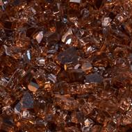 Duluth Forge 1/4 in. Classic Copper 10 lb. Fire Glass