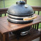 Duluth Forge Ceramic Charcoal Grill and Smoker, Medium
