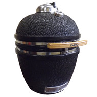 Duluth Forge Ceramic Charcoal Grill and Smoker, Large