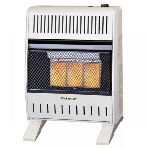 ProCom Infrared Heater Model# MNSD3TPA-BB