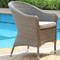 Pleasant Bay Wicker Bistro Patio Set