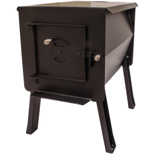 Grizzly Wood Burning Camping Stove