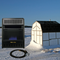ProCom Ventless Ice House Heater Black