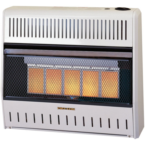 MN300HPA Vent Free Natural Gas Wall Heater