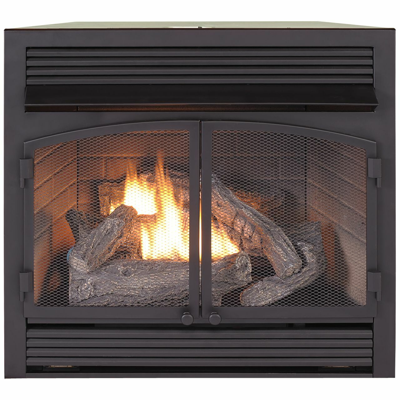 Duluth forge fireplace insert fdf400rt zc