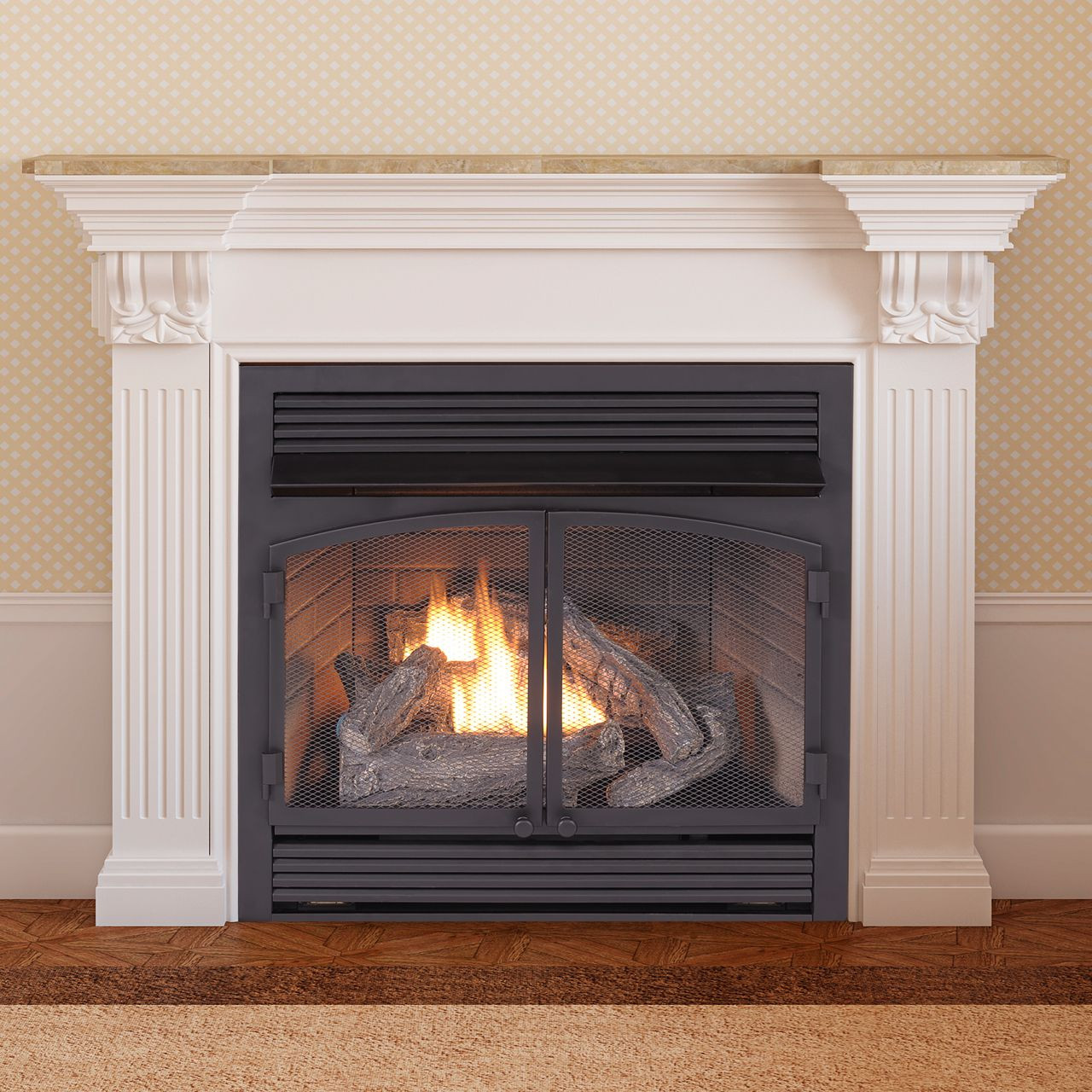 gas electric fireplaces factory buys direct rh factorybuysdirect com images of gas fireplace inserts images of gas fireplaces with tv above