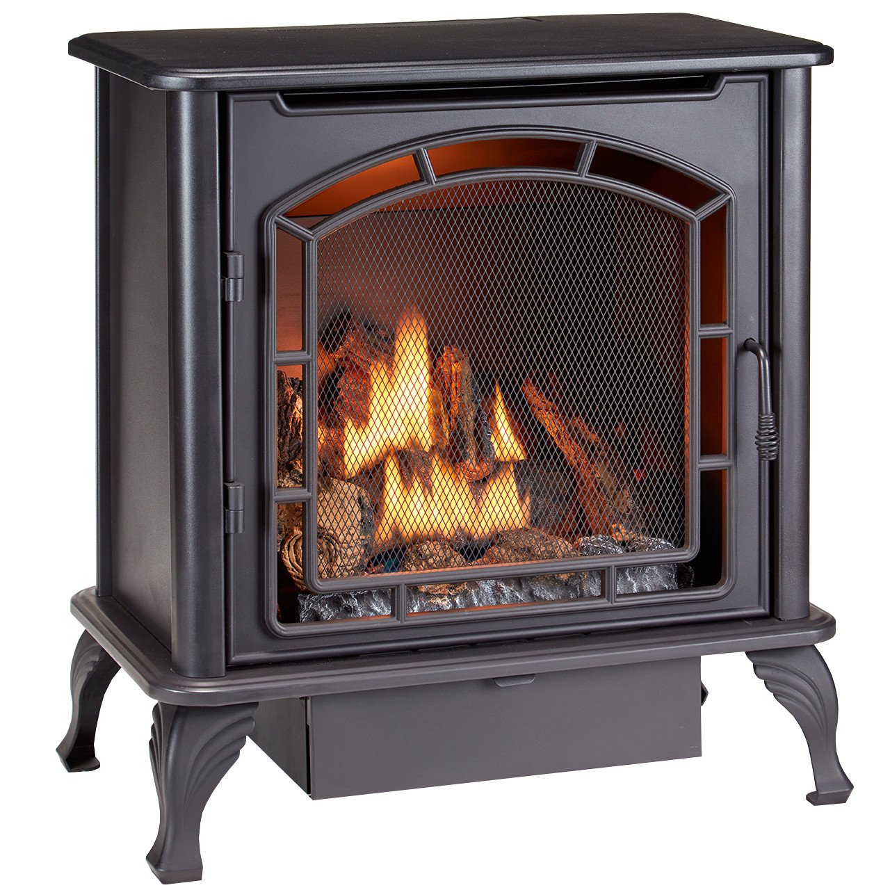 Duluth Forge Dual Fuel Ventless Gas Stove Model Df25sms