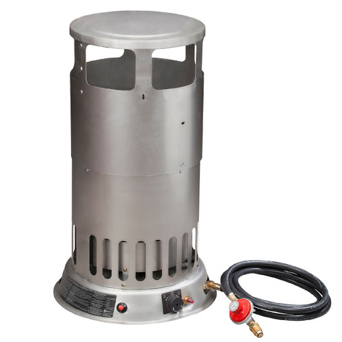 Procom Propane Convection Heater- 200,000 BTU, Model# PCC200V (200068)