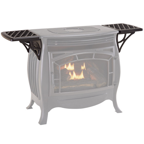 Side Shelves for Duluth Forge Stove FDSR25-GF