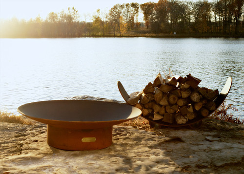 Fire Pit Art Asia Fire Pit 36 inches